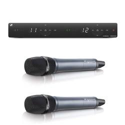 Sennheiser XSW-1-835 Dual-GB Vocal System CH38