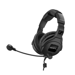 Sennheiser HMD300 PRO Broadcast Headset Dual-sided no cable