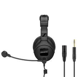 Sennheiser HMD300-XQ2 Broadcast Headset Dual-sided with cable