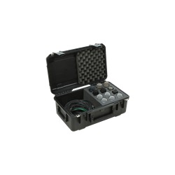 SKB 3i-2011-MC12 12-Mic Watertight Foam Case