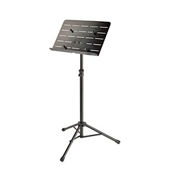 K&M 11965 Orchestral Music Stand with Tablet Holder