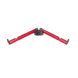 K&M 18866 Spider Pro Red Support arm set B