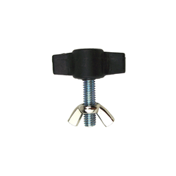 Rock N Roller 5/16 inch wingbolt 2pk (for shelves)