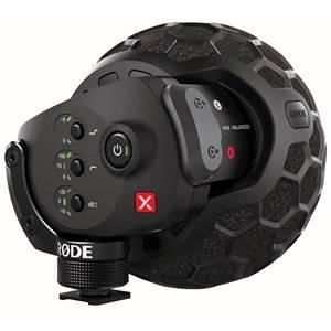 Rode Stereo Videomic X Broadcast  Mic
