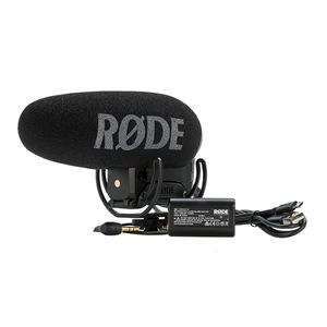 Rode Videomic Pro+ Camera Mic