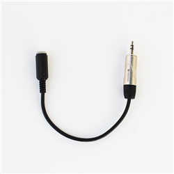 MA-1 Mobile Audio 3.5mm TRRS to TRS Adaptor 110mm