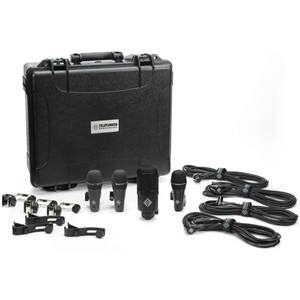 Telefunken DD4 Premium Drum Mic Kit