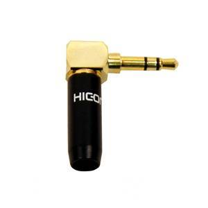 HICON HI-J35SA Right Angled Stereo Mini Jack