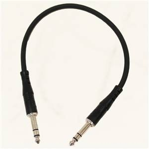Rean Stereo Jack 0.3m Patch Cable