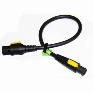 Neutrik Powercon 0.5m Extension Lead