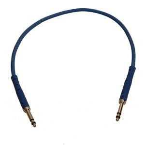 REAN / Neutrik Starquad Bantam Patch Cord 1ft Blue