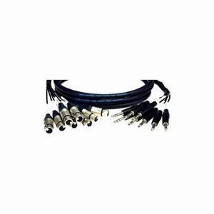 Klotz XLR Female to Jack 3m 8-Way Loom