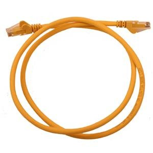 CAT 6 1m Yellow Patch Cord