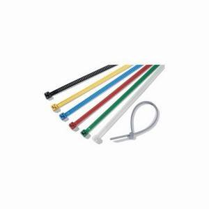 Hellermann Cable Ties Yellow 150mm (100-Pack)