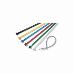 Hellermann Cable Ties Blue 150mm (100-Pack)