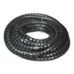 Pliozip 25mm 20m Black