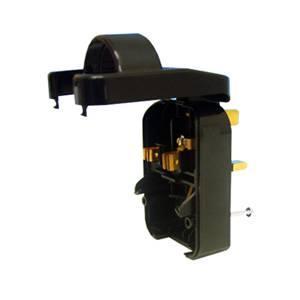 Schuko Euro Scp3 Plug To Uk 13 Amp Plug Convertor