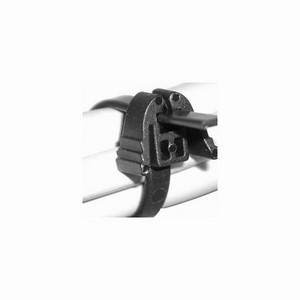 Hellermann Black Releasable Cable Ties 200mm (100-Pack)