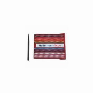 Hellerman Helagrip 1-3mm Cable Markers