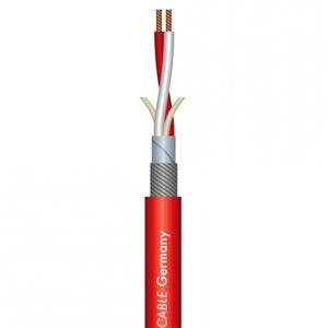 Sommer SC Source II Balanced Mic Cable Red