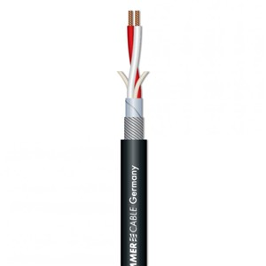 Sommer 200-0101F SC Source II Balanced Mic Cable Fireproof