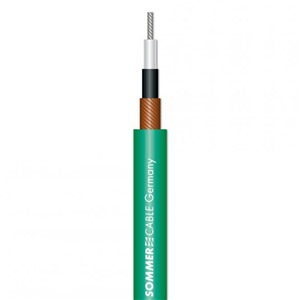 Sommer Tricone MkII Unbalanced Cable (Green)