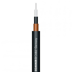 Sommer 300-0021 Tricone MkII Unbalanced Cable (Black)