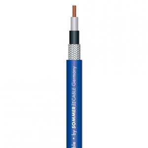 Sommer Tricone XXL Advanced Instrument Cable (Blue)