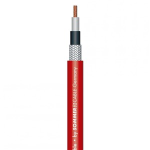 Sommer 300-0273 Tricone XXL Advanced Instrument Cable (Red)