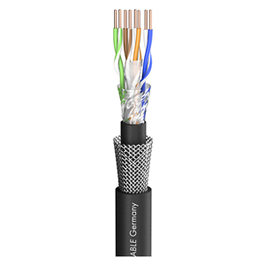Sommer Mercator AWG23/1 Superflex Cat 6 Cable per Metre
