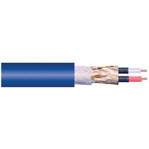 Europa Ultimate Blue Mic Cable per metre