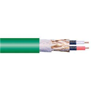 Europa Ultimate Green Mic Cable per metre