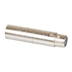 5-Pin XLR Female – 3-Pin XLR Male Adaptor