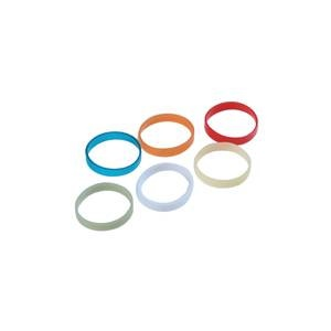 Precision Plus - Jack rings x6 coloured