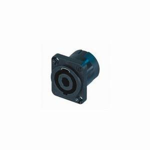 Neutrik NL4MP 4-Pole Chassis Speakon Socket