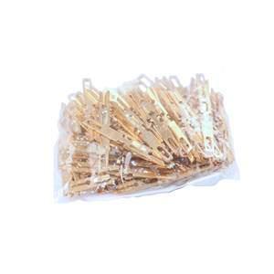 EDAC 516 Solder Pins 100Pk