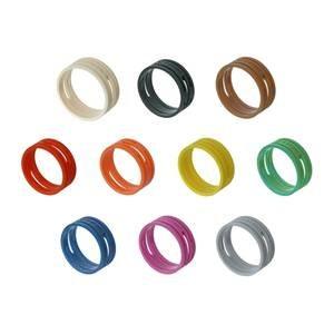 Neutrik XXR XLR Ring Orange XXR3-ORANGE