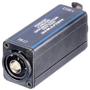 Neutrik AES/EBU – BNC S/PDIF Impedance Converter NADITBNC-F