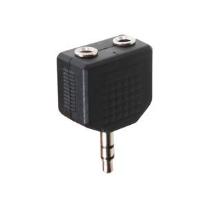 Stereo Mini Jack - 2x Mini Jack Socket Adaptor