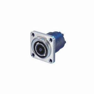 Neutrik NLT4FP 4-Pole Female Speakon Metal Chassis Socket