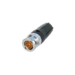 Neutrik BNC Cable Plug NBNC75BFG7 75 Ohm