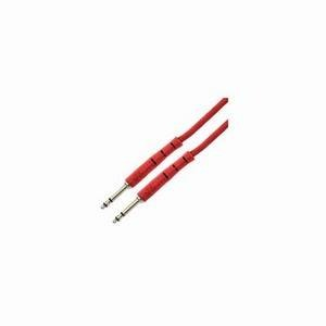 REAN / Neutrik Bantam Patch Cord 1ft Red NRA-TT-1FTRD