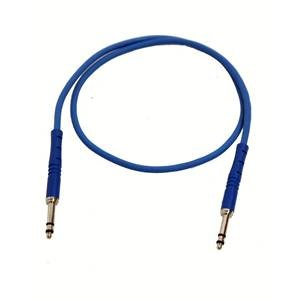 REAN / Neutrik Bantam Patch Cord 2ft Blue NRA-TT-2FT-BLUE