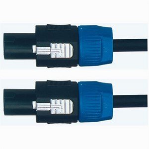 Speakloc 2 x 2.5mm Speaker Lead 10m