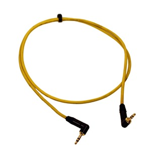 Pro Neutrik Angled Mini Jack Cable1m