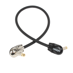 Pro Low Profile Guitar Patch Lead 45cm