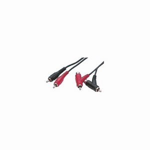 Phono Lead 1.2m 2xPH-2xSpecial PH/JK Red/Black