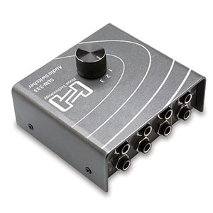 Hosa Audio Selector