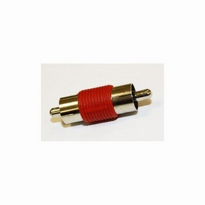 Phono Plug – Phono Plug Adaptor Red
