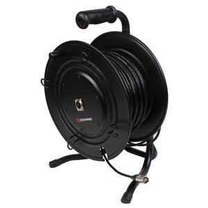 Pro CAT5e Metal Cable Drum 50m Screened Neutrik Chassis